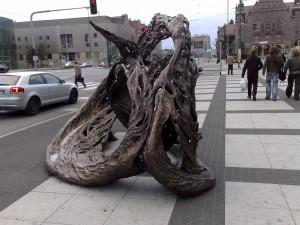 Rzeźba Roberta Sobocińskiego