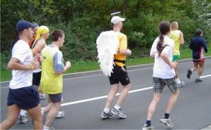 POZNAŃ maraton doda ci skrzydeł ;)