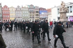 Policja na Starym Rynku