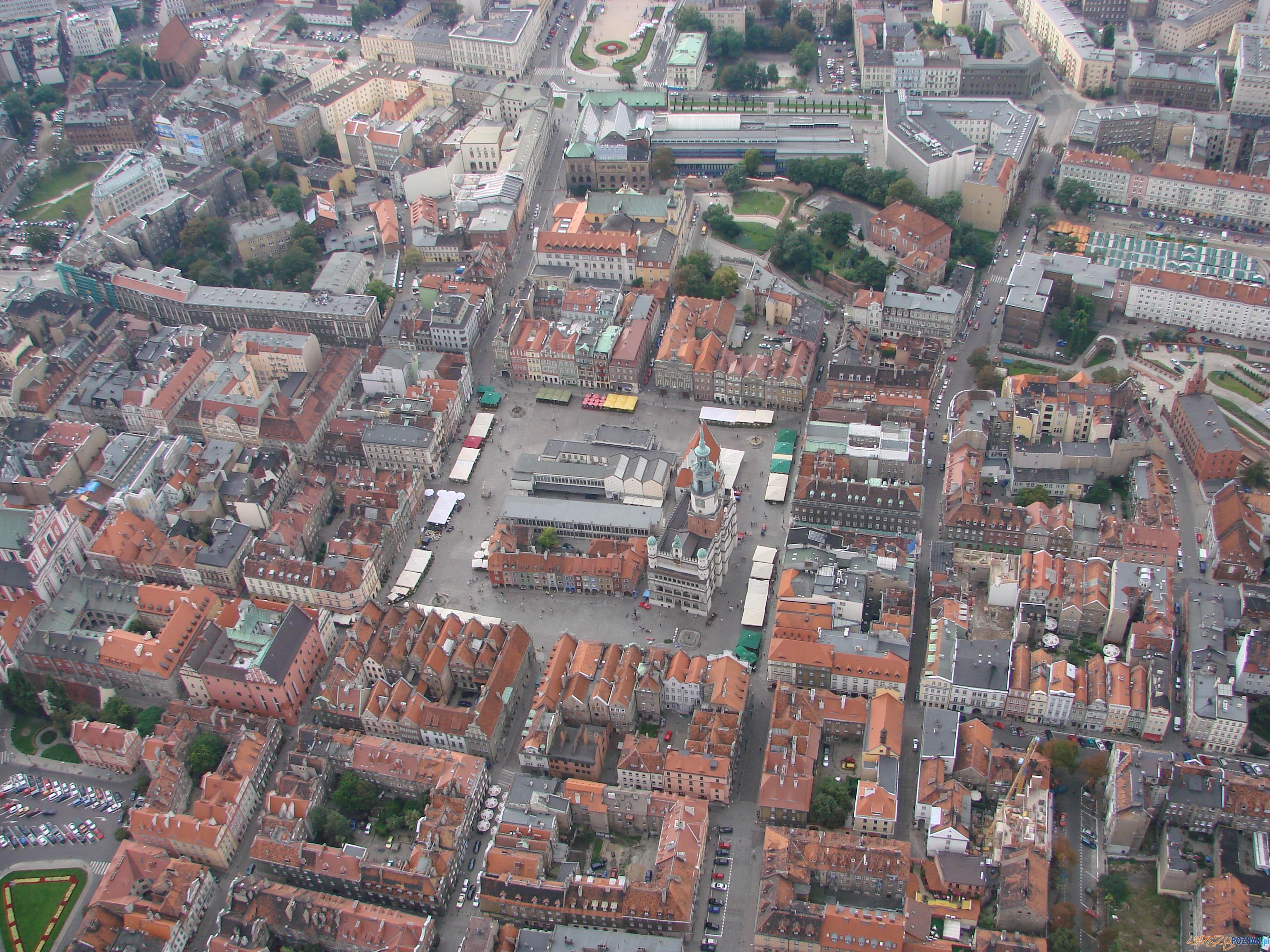 Stary Rynek  Foto: lepszyPOZNAN.pl/ag