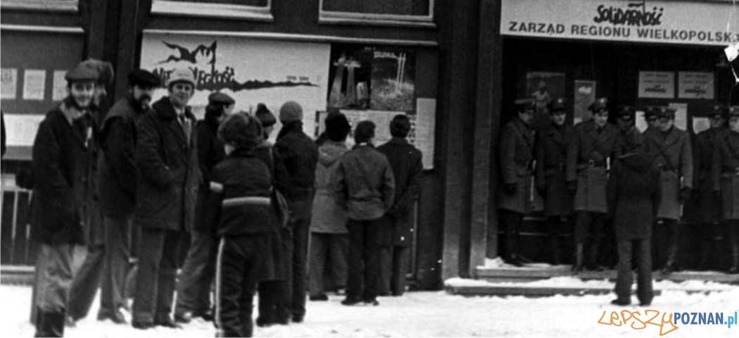 Stan wojenny w Poznaniu