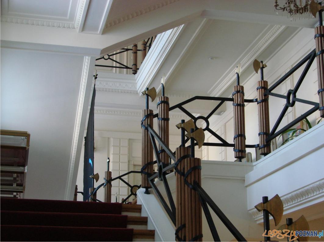 Bibliotekę Raczyńskich otwarto 5 maja 1829 roku  Foto: