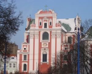 Fara w Poznaniu - widok od ul. Zilonej Foto: lepszyPOZNAN.pl / ag