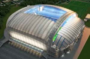 stadion poznan