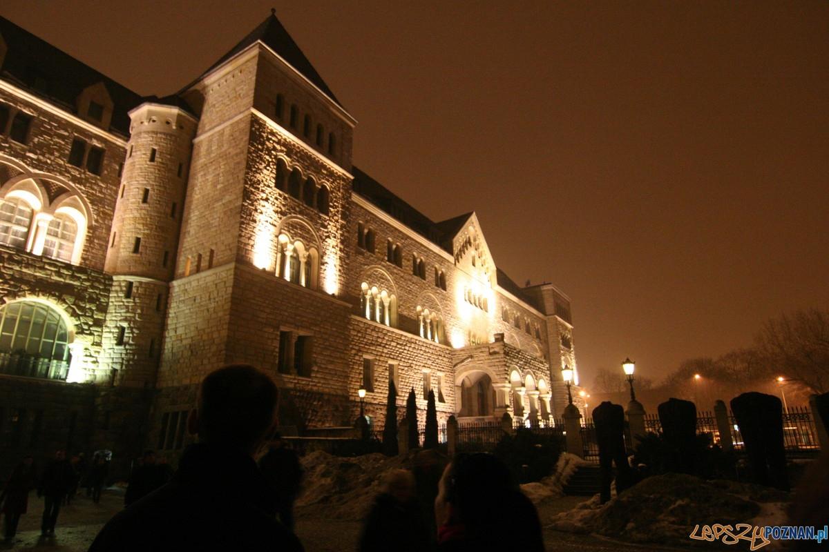 Zamek od strony dziedzinca  Foto: