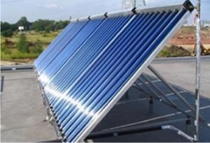 zestaw solarny na plaski dach