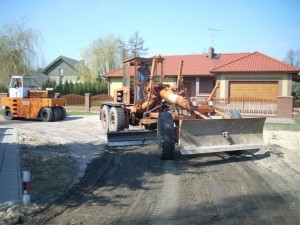 foto UMPuszczykowo - remont drogi
