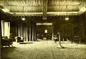 radjo poznan - studio radiowe - rok 1927