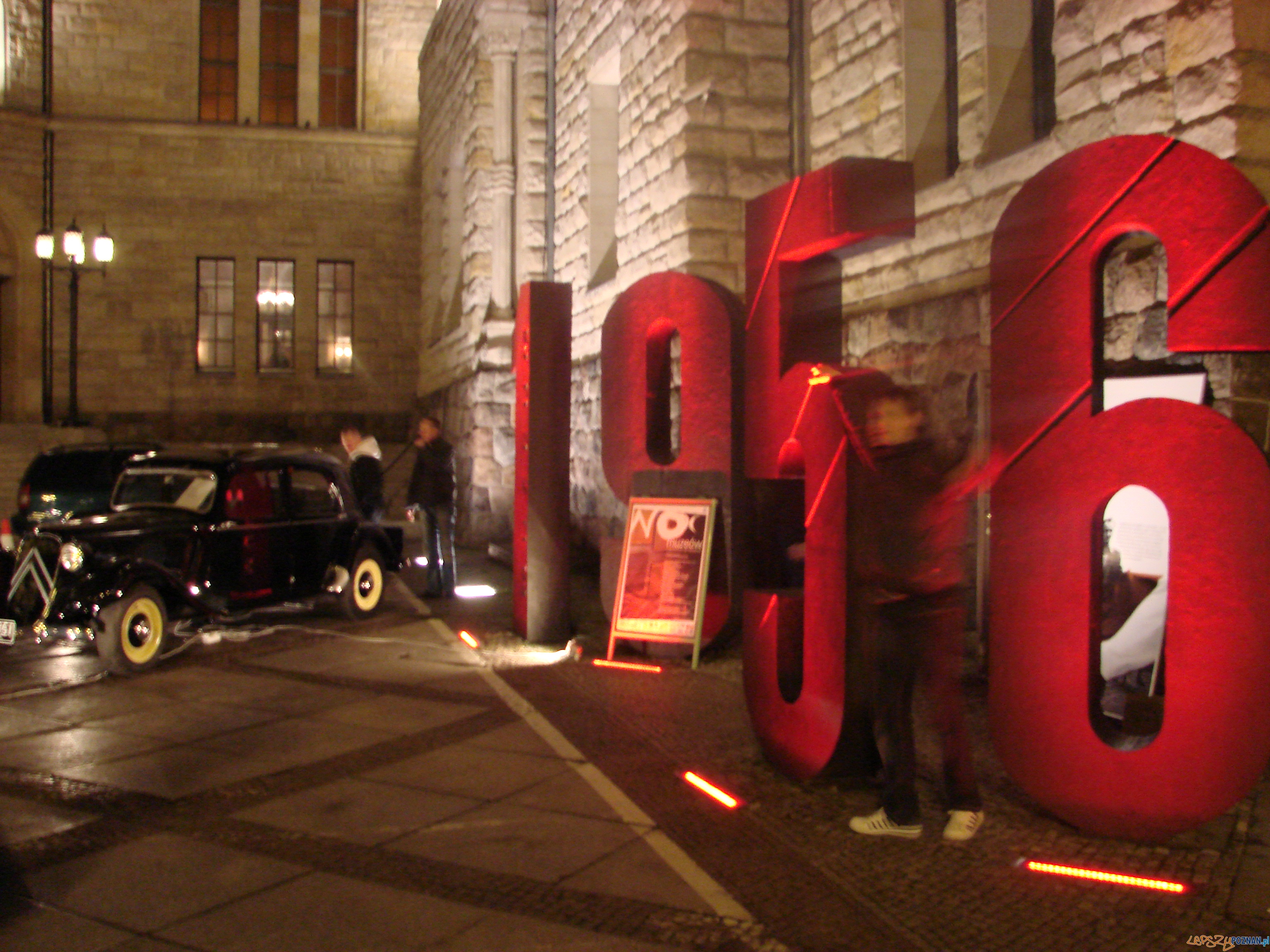 noc muzeów - muzeum poznańskiego czerwca'56 Foto: lepszyPOZNAN.pl / ag