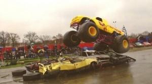 foto: UMSteszew - monster truck