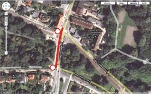 googlemaps - nad wierzbakiem 22 V