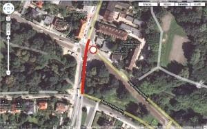 googlemaps: nad wierzbakiem 23 V