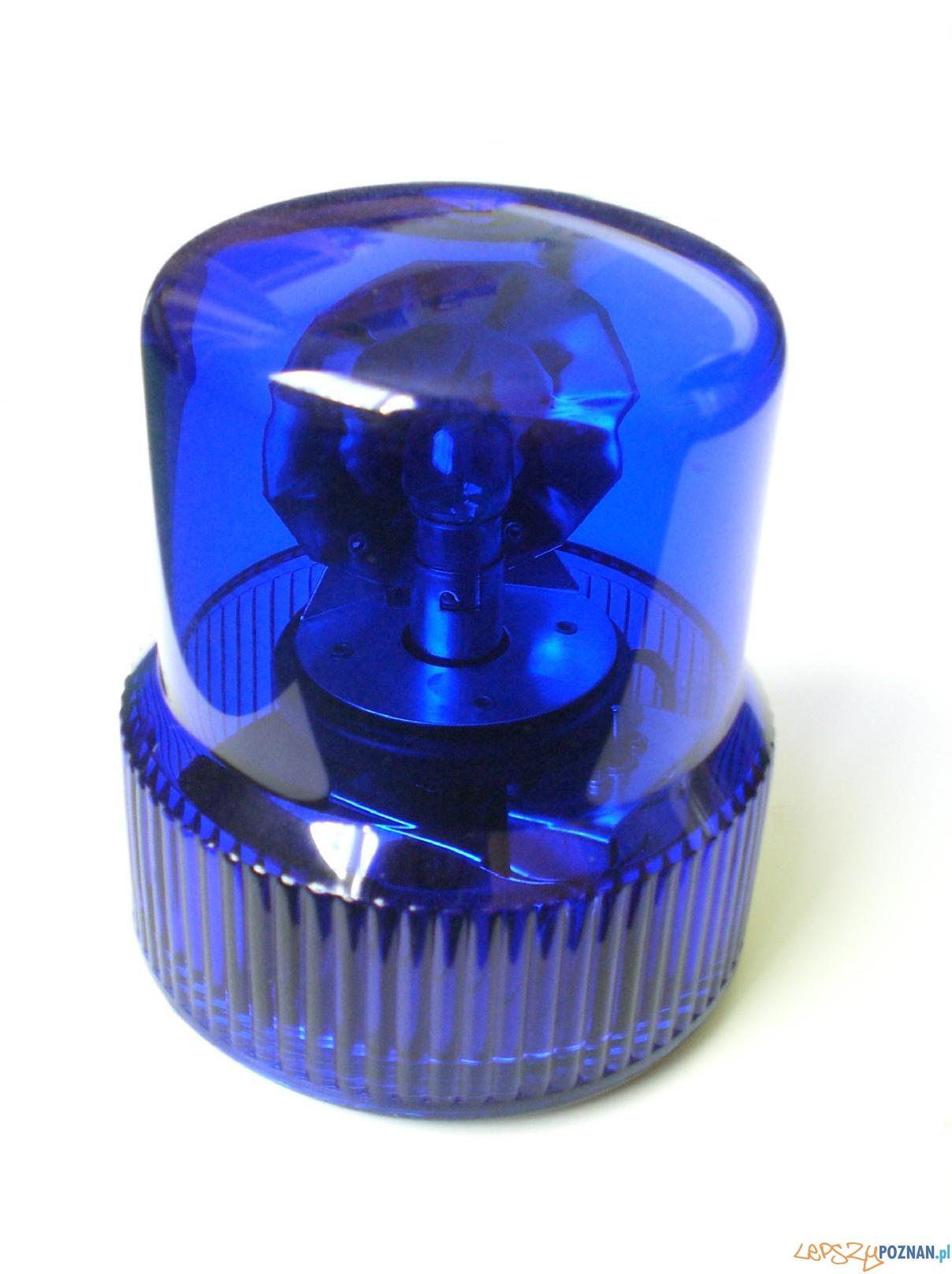 lampa policyjna  Foto: sxc
