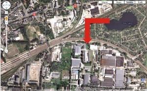 nowe Gratowisko - ul. Wrzesińska 12 Foto: google maps