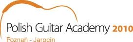 Polish Guitar Academy logo