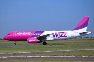 kołowanie samolotu wizzair Foto: Paweł Rychter