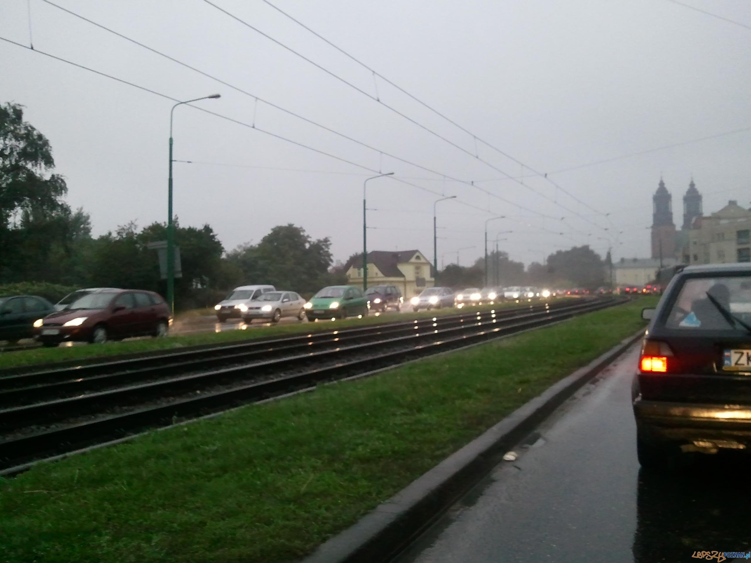 Korek na Prymasa Stefana Wyszyńskiego  Foto: lepszyPOZNAN.pl / gsm