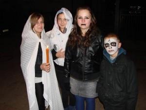 halloween w Antoninku Foto: lepszyPOZNAN.pl