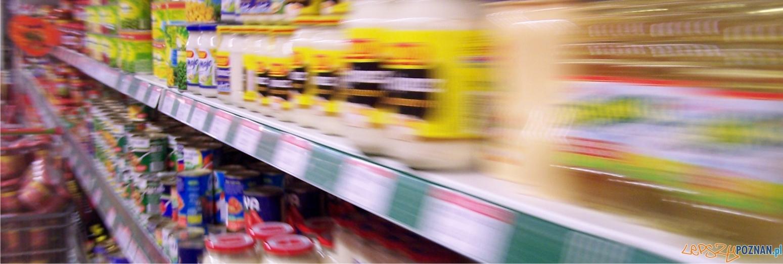 panorama zakupy spożywcze