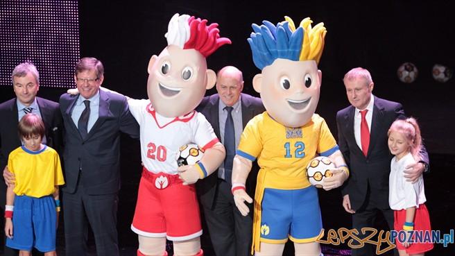 Prezentacja Maskotek Euro 2012  Foto: UEFA