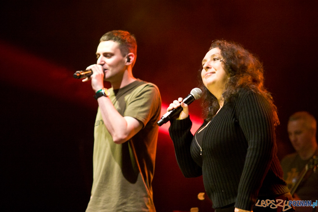 Indios Bravos Music Meeting - Indios Bravos gościnnie Martyna Jakubowicz  Foto: Piotr Rychter