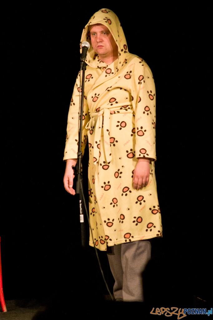 Kabaret Czesuaf w programie STEREOTYPY  Foto: Piotr Rychter