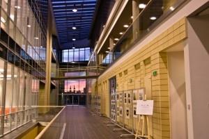Otwarcie Biblioteki na Politechnice Poznañskiej Foto: Piotr Rychter