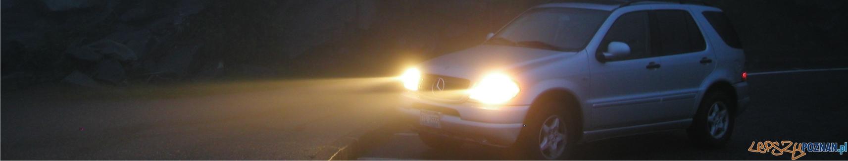 panorama mgła
