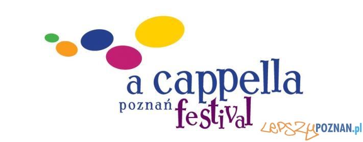 A Cappella Poznań Festival Foto: acappellapoznanfestival.pl