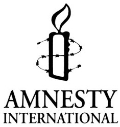Amnesty Interational Logo  Foto: