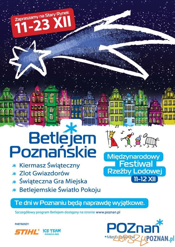 Poznańskie Betlejem 11-23.12.2010 r.  Foto: UM Poznań