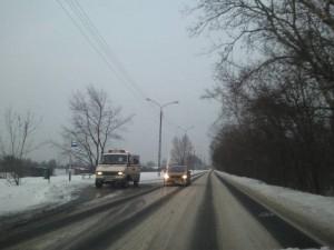 droga Dębińska Foto: lepszyPOZNAN.pl  / gsm