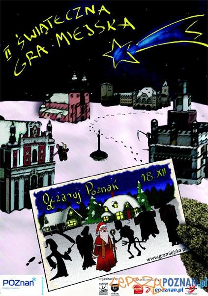 II Świąteczna Gra Miejska  Foto: Gra Miejska
