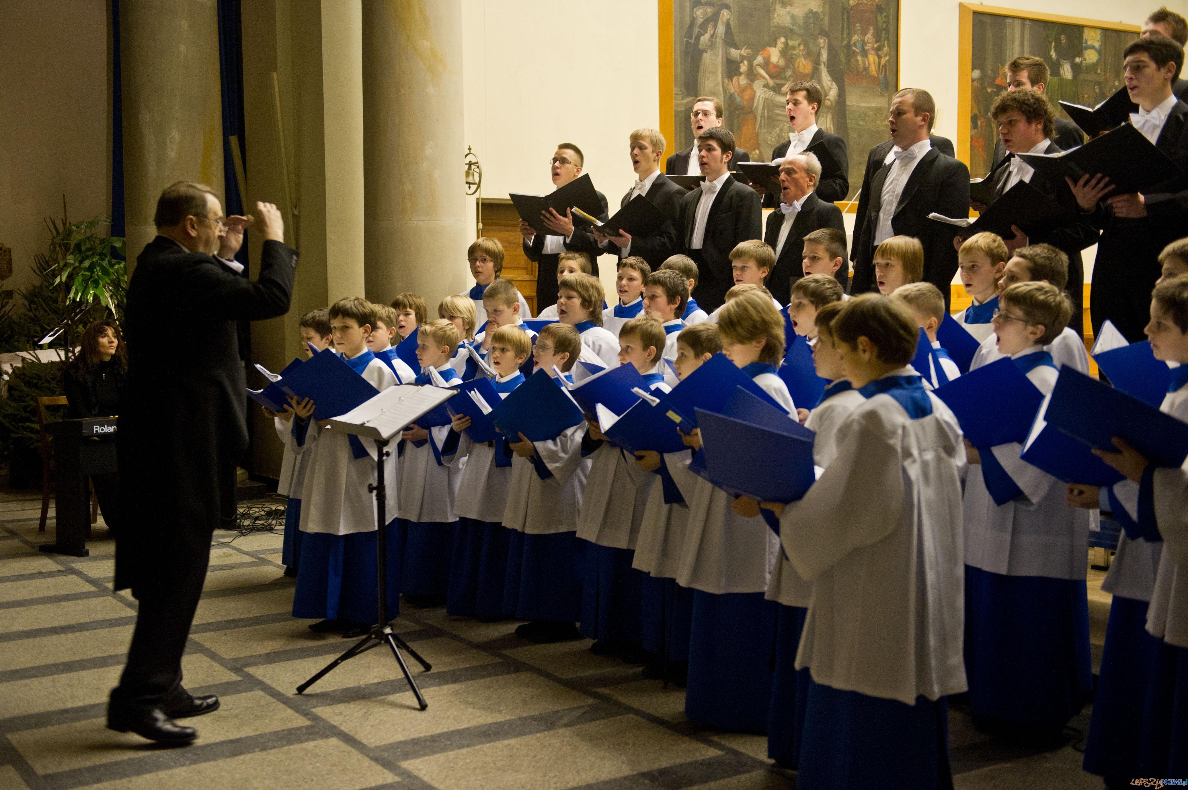 III Poznańskie Koledowanie - Poznański Chór Katedralny  Foto: Caterina Zalewska