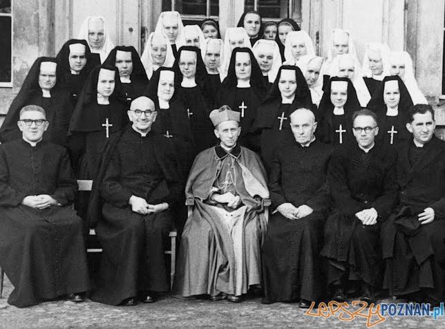Ksiądz Ignacy Posadzy załozciel Towarzystwa Chrystusowego i założyciel Sióstr Misjonarek Chrystusa Króla