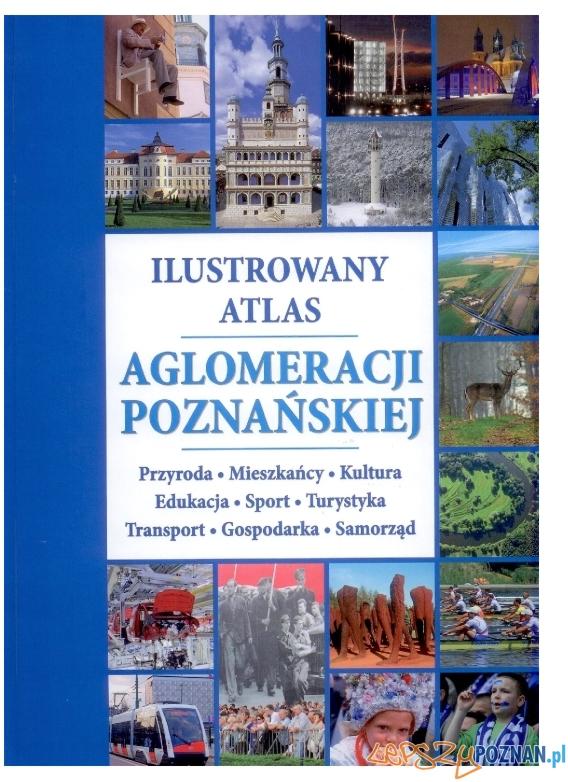 ATLAS AGLOMERACJI POZNAŃSKIEJ  Foto: Centrum Badań Metropolitalnych