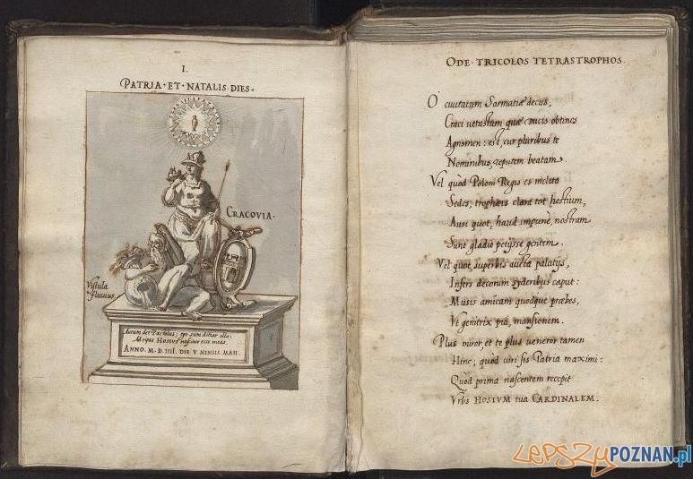 Theatrum virtutum to zbiór 105 rysunków wykonanych przez Tomasza Tretera