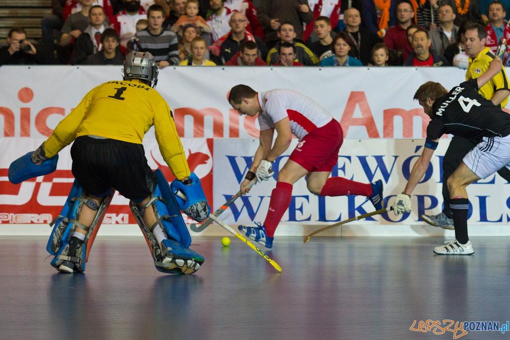 III Halowe Mistrzostwa Œwiata w Hokeju Na Trawie -Fina³ mê¿czyzn  Foto: lepszyPOZNAN.pl / Piotr Rychter