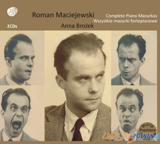 CD Roman Maciejewski, Wszystkie Mazurki
