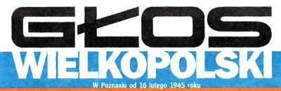 Głos Wielkopolski logo