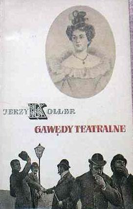 Jerzy Koller Gawędy teatralne