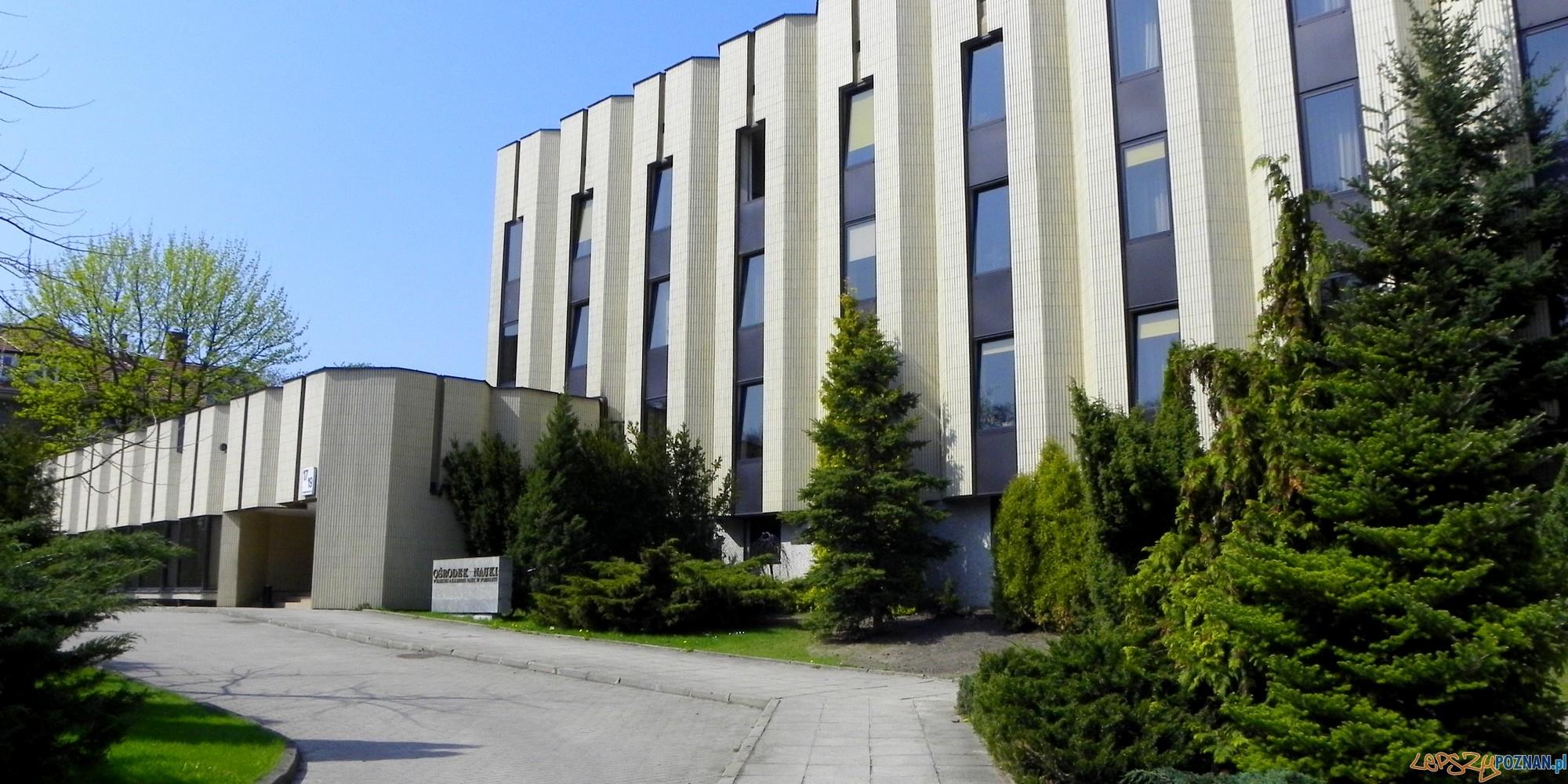 Ośrodek Nauki PAN przy ulicy Wieniawskiego