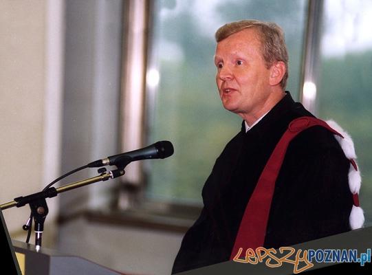 Prof Roman Słowiński Foto: Instytut Informatyki Politechniki Poznańskiej