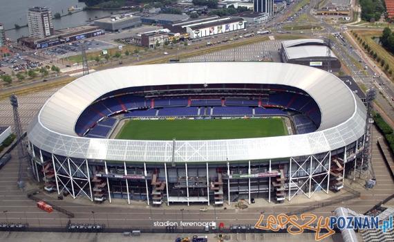 Stadion Feyenordu Foto: http://www.feyenoord.nl