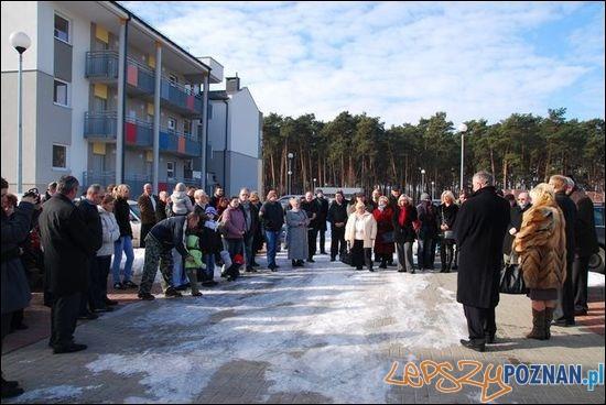 nowe mieszkania w Bolechowie Osiedlu Foto: Milena Kuleczka