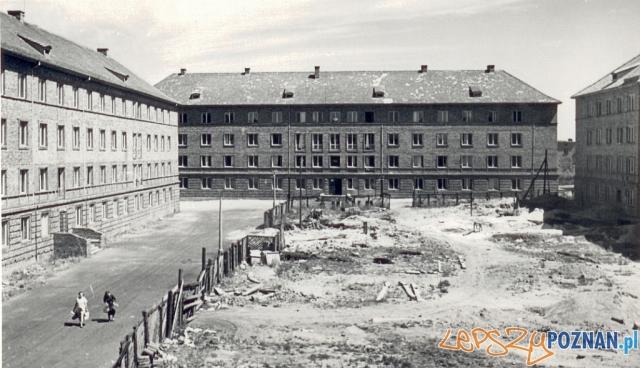 Akademiki Dozynkowa w budowie Foto: http://www.jubileusz60lecia.pl/