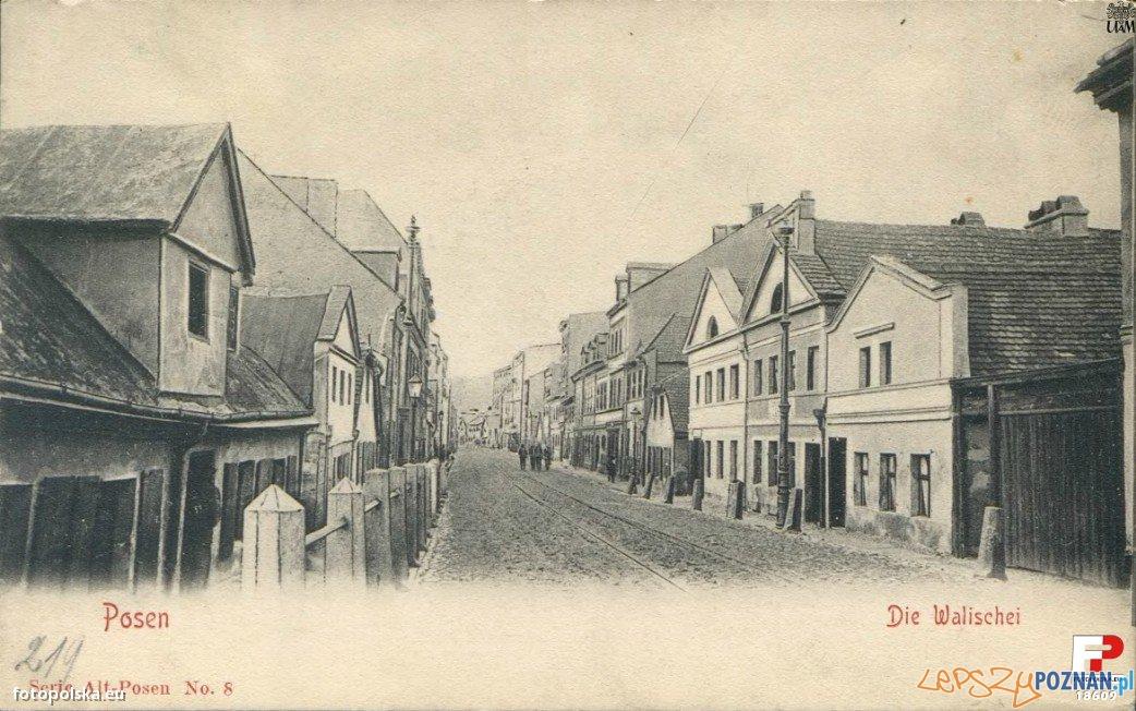 Chwaliszewo koniec XIX wieku Foto: fotopolska