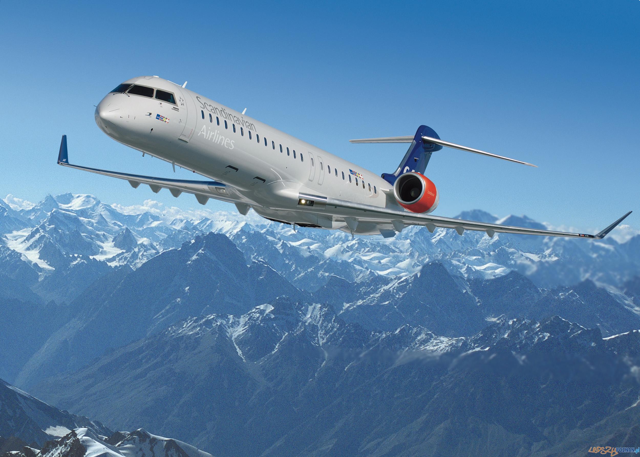SAS CRJ900 NextGen  Foto: