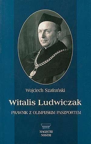 Witalis Ludwiczak Prawnik z olimpijskim paszportem