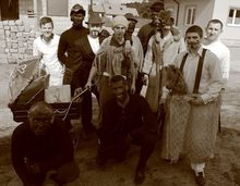 Przebierańcy w Mieczewie  Foto: UM Puszczykowo